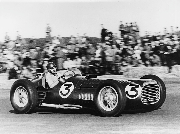 Motorsport「1953 Brm V16 Driven By Fangio At Silverstone. Creator: Unknown.」:写真・画像(10)[壁紙.com]