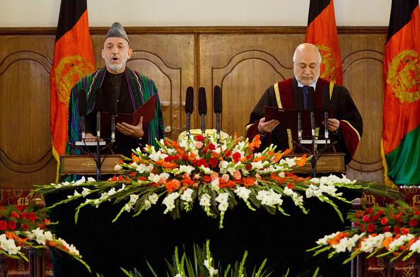 Kabul「Hamid Karzai Is Inaugurated As Afghan President」:写真・画像(3)[壁紙.com]