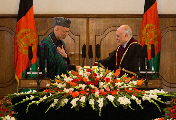 Kabul「Hamid Karzai Is Inaugurated As Afghan President」:写真・画像(4)[壁紙.com]
