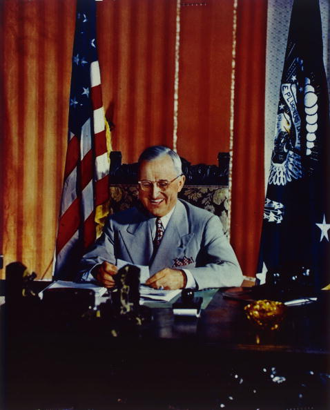 Harry Truman「New Diary By Harry S. Truman Unearthed」:写真・画像(17)[壁紙.com]