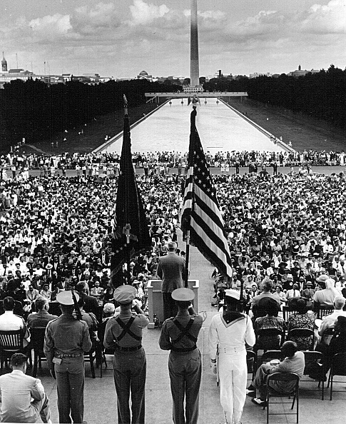NAACP「President Harry Truman addresses the NAACP convention...」:写真・画像(0)[壁紙.com]