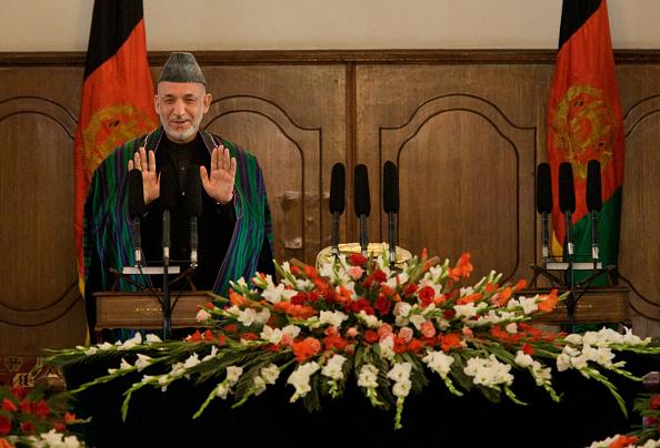 Kabul「Hamid Karzai Is Inaugurated As Afghan President」:写真・画像(5)[壁紙.com]