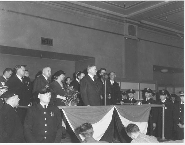 オハイオ州 クリーブランド「President Herbert Hoover」:写真・画像(17)[壁紙.com]