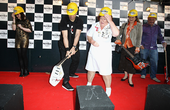 Amy Macdonald「Hard Rock Cafe Re-Opening」:写真・画像(8)[壁紙.com]