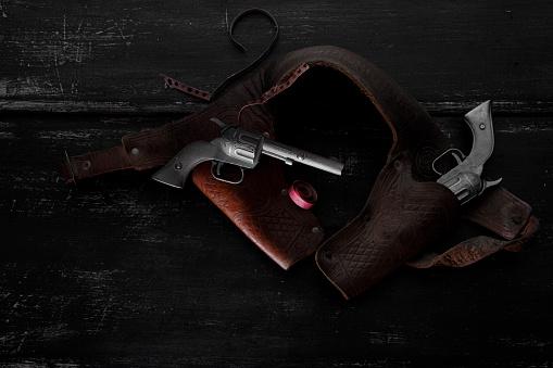 Belt「childhood toy gun and holster」:スマホ壁紙(3)