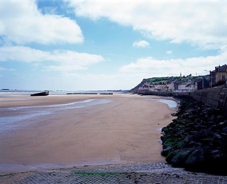 Battle「Arromanches beach and Mulberry Harbor」:スマホ壁紙(14)