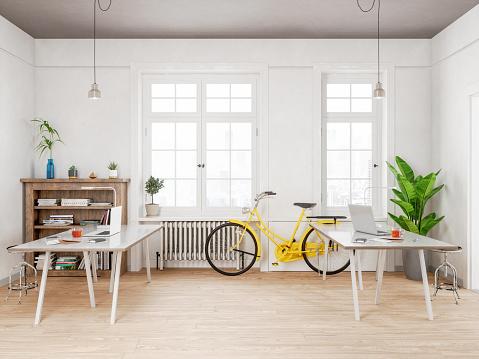 Bicycle「Modern Workplace」:スマホ壁紙(15)