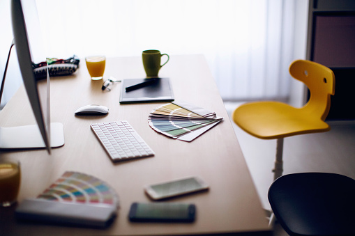 Small Office「Modern workplace」:スマホ壁紙(19)