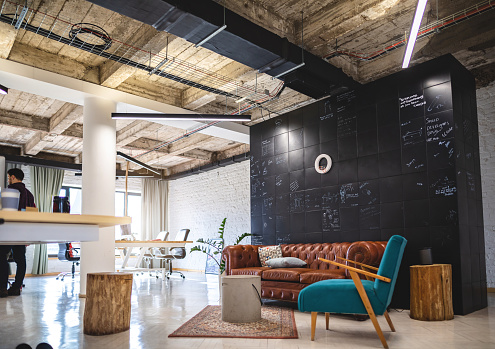 New Business「Modern work space」:スマホ壁紙(14)