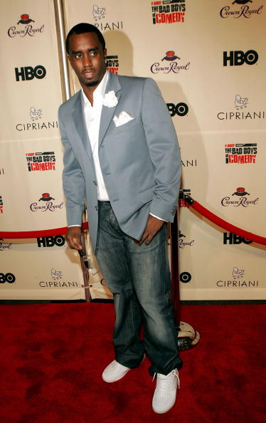"HBO「P. Diddy Hosts The Premiere Of His New HBO Series ""The Bad Boys Of Comedy""」:写真・画像(11)[壁紙.com]"