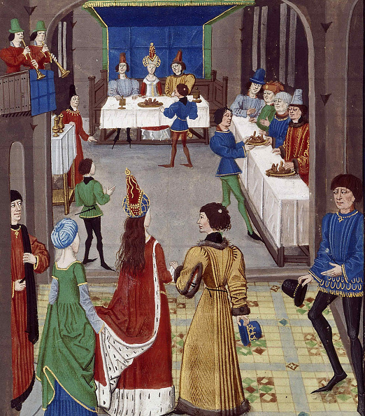 Wedding Reception「The Marriage From: Renaud De Montauban」:写真・画像(16)[壁紙.com]