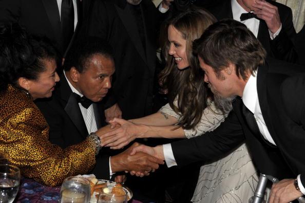 Boxer Brad Pitt「UNICEF Ball Honoring Jerry Weintraub - Inside」:写真・画像(1)[壁紙.com]