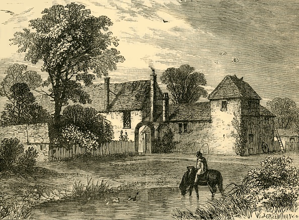 Agriculture「Old Chalk Farm In 1730」:写真・画像(10)[壁紙.com]