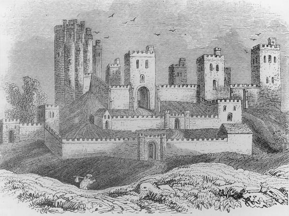 Castle「Pontefract Castle」:写真・画像(16)[壁紙.com]