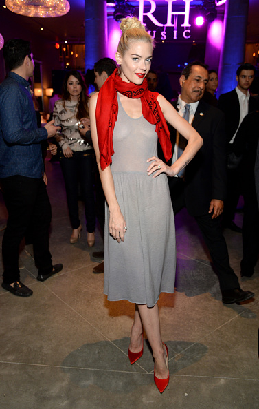 Gray Dress「Opening Of Restoration Hardware West Hollywood The Gallery On Melrose Avenue」:写真・画像(18)[壁紙.com]
