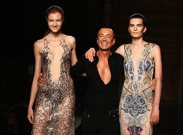 Gratitude「Julian Macdonald - Runway: London Fashion Week SS14」:写真・画像(16)[壁紙.com]