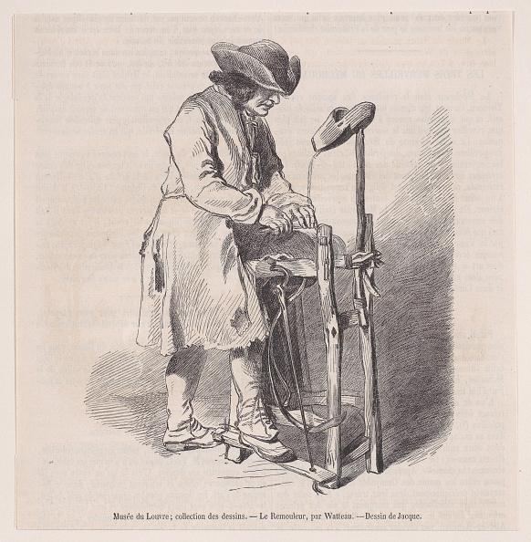 Grinding「Mus�e Du Louvre; Collection Des Dessins」:写真・画像(7)[壁紙.com]