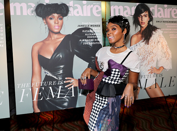 Marie Claire Magazine「Marie Claire Celebrates 'Fresh Faces' with an Event Sponsored by Maybelline - Arrivals」:写真・画像(7)[壁紙.com]