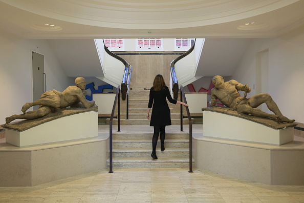 2010-2019「Museum Of The Mind Exhibits Imposing Statues That Once Graced The Gates Of Bedlam」:写真・画像(13)[壁紙.com]