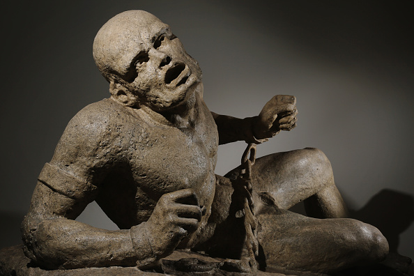 Art Product「Museum Of The Mind Exhibits Imposing Statues That Once Graced The Gates Of Bedlam」:写真・画像(2)[壁紙.com]