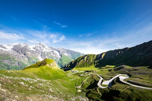 Avenue「Grossglockner high alpine road」:スマホ壁紙(6)