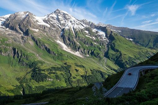 Avenue「Grossglockner high alpine road」:スマホ壁紙(8)