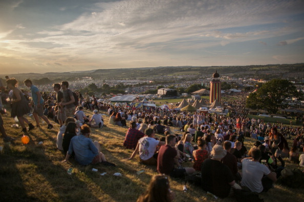 Glastonbury - England「Glastonbury Festival - Day One」:写真・画像(6)[壁紙.com]