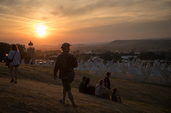 Worthy Farm「Gates Open For Glastonbury Festival 2017」:写真・画像(16)[壁紙.com]