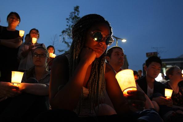 フロリダ州オーランド「South Korean Mourners Remember Victims Of Mass Shooting At Orlando Nightclub」:写真・画像(7)[壁紙.com]