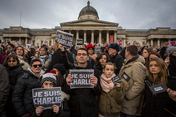 2015 Republican Marches「Mass Unity Rallies Held Around The World Following Recent Terrorist Attacks」:写真・画像(9)[壁紙.com]