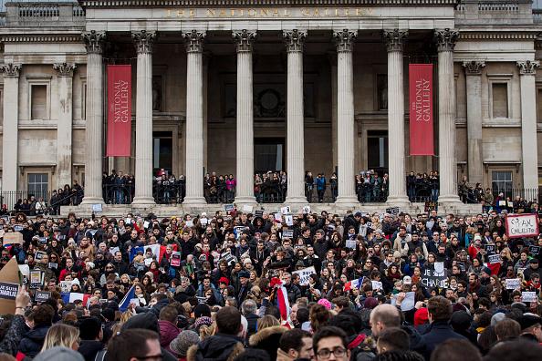 2015 Republican Marches「Mass Unity Rallies Held Around The World Following Recent Terrorist Attacks」:写真・画像(10)[壁紙.com]