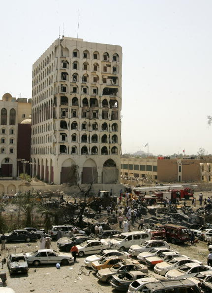 Baghdad「Many Dead As Central Baghdad Hit By Truck Bombs」:写真・画像(8)[壁紙.com]