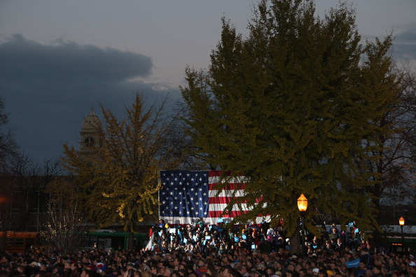 Oregon - US State「President Obama Continues His Push Through Key Swing States In Final Days Before Election」:写真・画像(8)[壁紙.com]