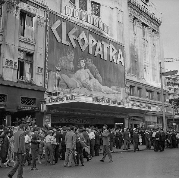 Film Premiere「Premiere Of Cleopatra」:写真・画像(5)[壁紙.com]