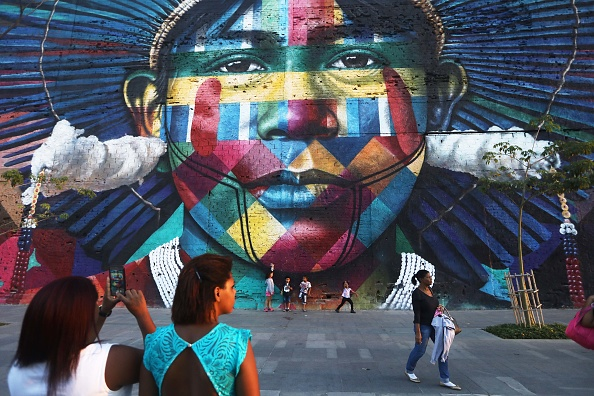 絵「One Year After Hosting Olympic Games, Rio Left With Unfulfilled Legacy」:写真・画像(14)[壁紙.com]