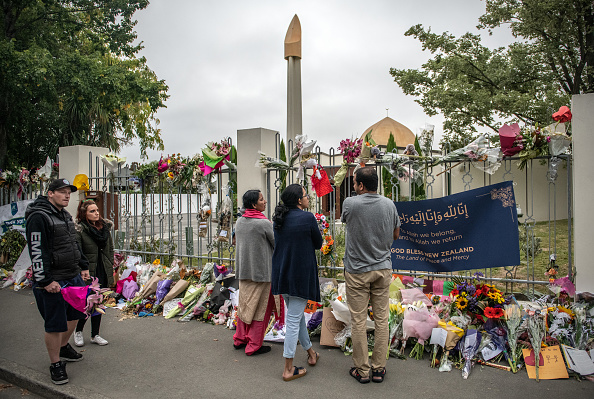 写真「Christchurch Mourns After Worst Mass Shooting In New Zealand's History」:写真・画像(3)[壁紙.com]