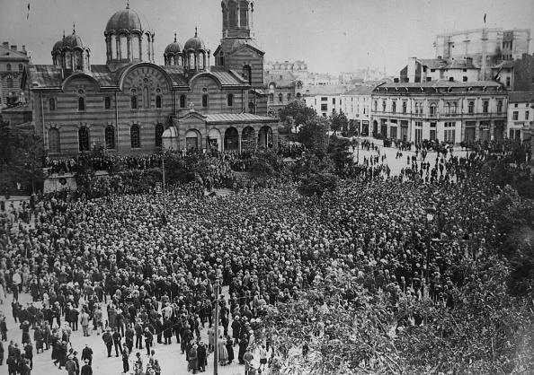 Bulgaria「Sofia Revolution」:写真・画像(3)[壁紙.com]