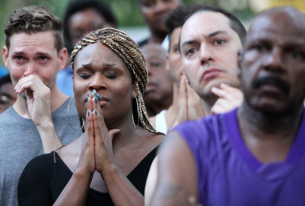 Memorial Event「Vigil Held For Transgender Woman Beaten And Killed In Harlem」:写真・画像(15)[壁紙.com]