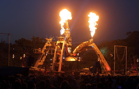 Worthy Farm「Glastonbury Music Festival: 40th Anniversary - Day 1」:写真・画像(11)[壁紙.com]