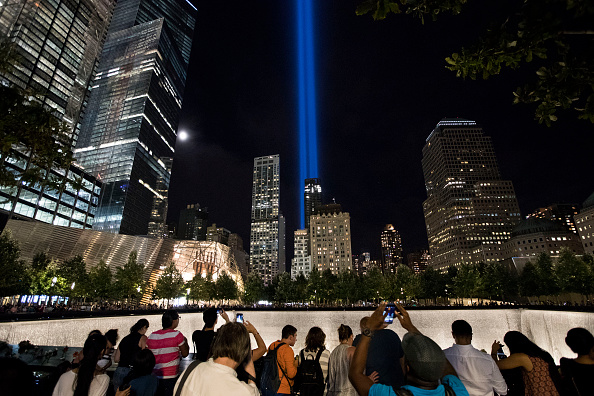 Famous Place「15th Anniversary Of 9/11 Attacks Commemorated At World Trade Center Memorial Site」:写真・画像(5)[壁紙.com]