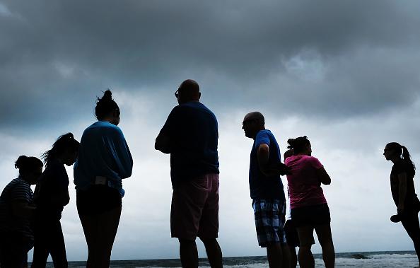 Naples - Florida「Massive Hurricane Irma Bears Down On Florida」:写真・画像(14)[壁紙.com]