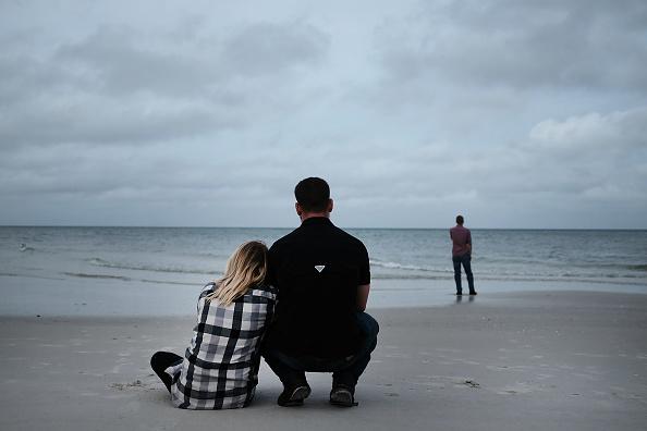 Naples - Florida「Massive Hurricane Irma Bears Down On Florida」:写真・画像(0)[壁紙.com]