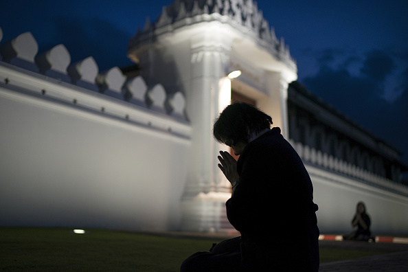 Cremation「Preparations For Thailand's King Bhumibol Funeral」:写真・画像(8)[壁紙.com]
