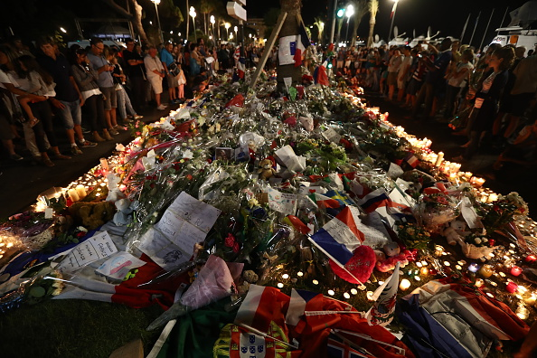 Nice - France「France Continues To Mourn The Bastille Day Terror Attack」:写真・画像(1)[壁紙.com]