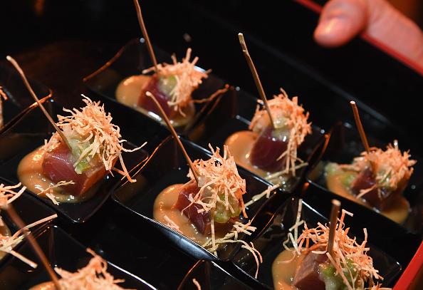 Salad「The Grand Tasting At Vegas Uncork'd By Bon Appetit」:写真・画像(15)[壁紙.com]