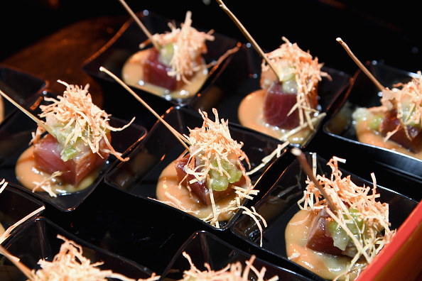 Salad「The Grand Tasting At Vegas Uncork'd By Bon Appetit」:写真・画像(0)[壁紙.com]