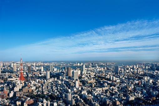 Shinagawa-ku「Tokyo」:スマホ壁紙(2)