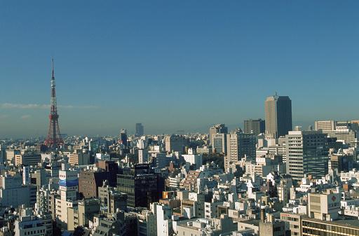 1990-1999「Tokyo」:スマホ壁紙(18)
