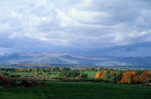 Adirondack Mountains「Vermont Landscape」:スマホ壁紙(13)