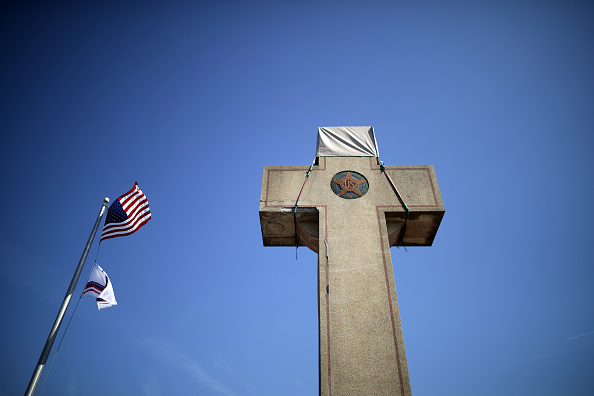 Religious Cross「Constitutionality Of Memorial Cross For WWI Military Fallen  In Maryland Debated」:写真・画像(4)[壁紙.com]